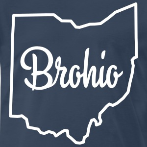 Brohio - Men's Premium T-Shirt
