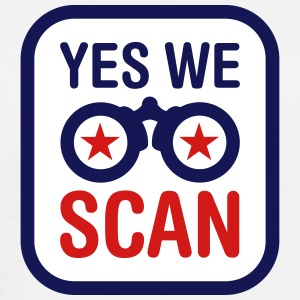 yes we scan - Men's Premium T-Shirt