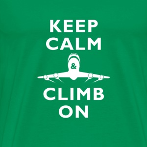 Climb On Men's Tee 2.0 - Men's Premium T-Shirt