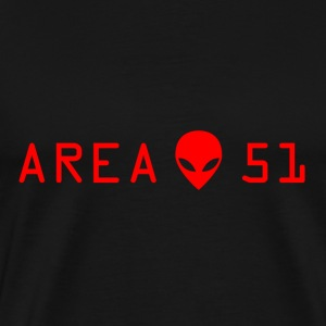 Area 51 - Men's Premium T-Shirt