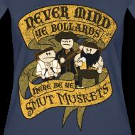 Design ~ Never Mind Ye Bollards