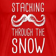 Design ~ Staching Through the Snow T-Shirt