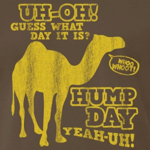 Uh-Oh Hump Day T Shirt T-Shirts - Men's Premium T-Shirt