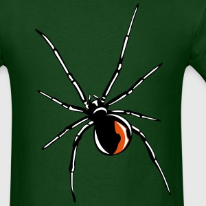 Black widow spider T-Shirts - Men's T-Shirt
