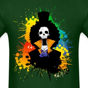 Musical Skull - Men's T-Shirt