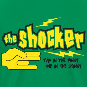 The Shocker T Shirt - Men's Premium T-Shirt