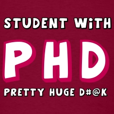 PHD - Pretty Huge Dick