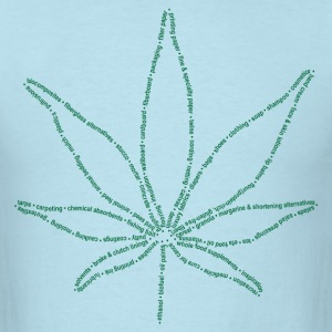 The Many Uses for Hemp - Men's T-Shirt