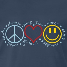 Peace Love Laugh
