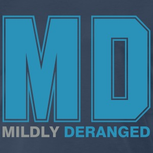 MIldly Deranged T-Shirts - Men's Premium T-Shirt