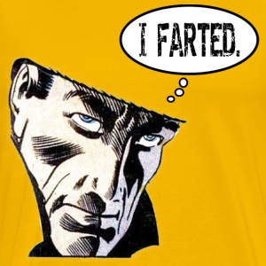 I Farted - Men's Premium T-Shirt