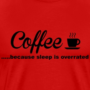 Coffee T-Shirts - Men's Premium T-Shirt