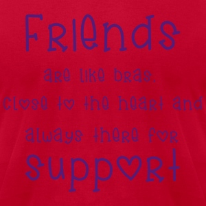 Friends T-Shirts - Men's T-Shirt by American Apparel