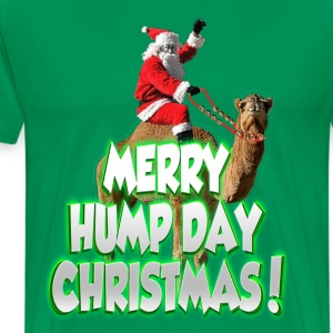 Merry Hump Day Christmas - Men's Premium T-Shirt
