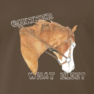 Gunner!! What else T-Shirts - Men's Premium T-Shirt