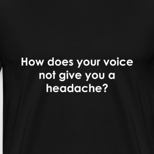 Headache T-Shirts - Men's Premium T-Shirt