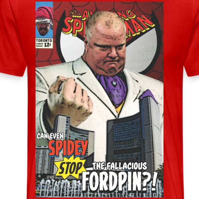 Rob Ford is... THE FORDPIN!