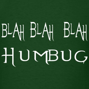 Bah Humbug - Men's T-Shirt