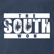 Design ~ The South Won (Blue)