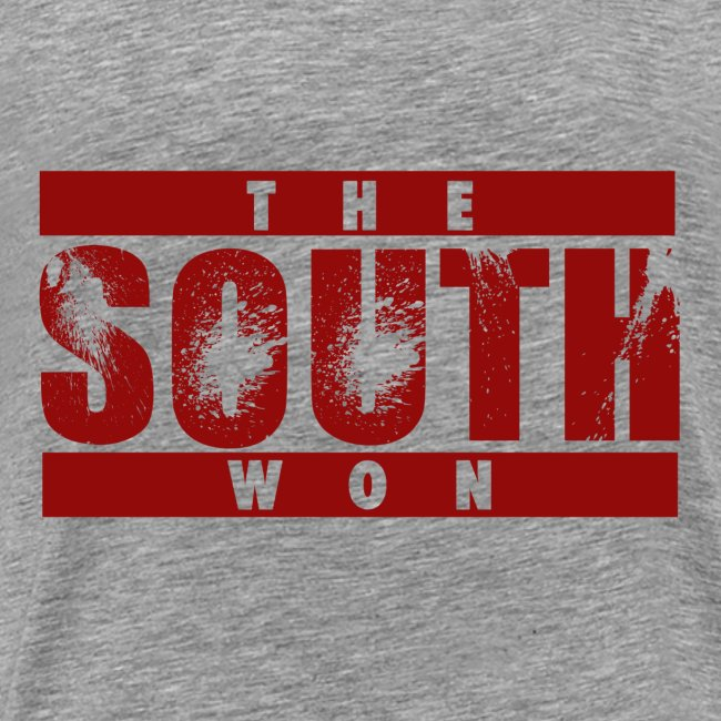 The South Won (Gray/Red)