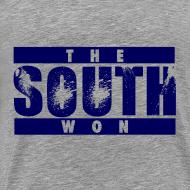 Design ~ The South Won (Gray/Blue)