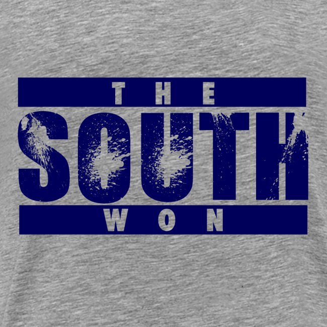 The South Won (Gray/Blue)