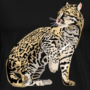 Ocelot - Men's Premium T-Shirt