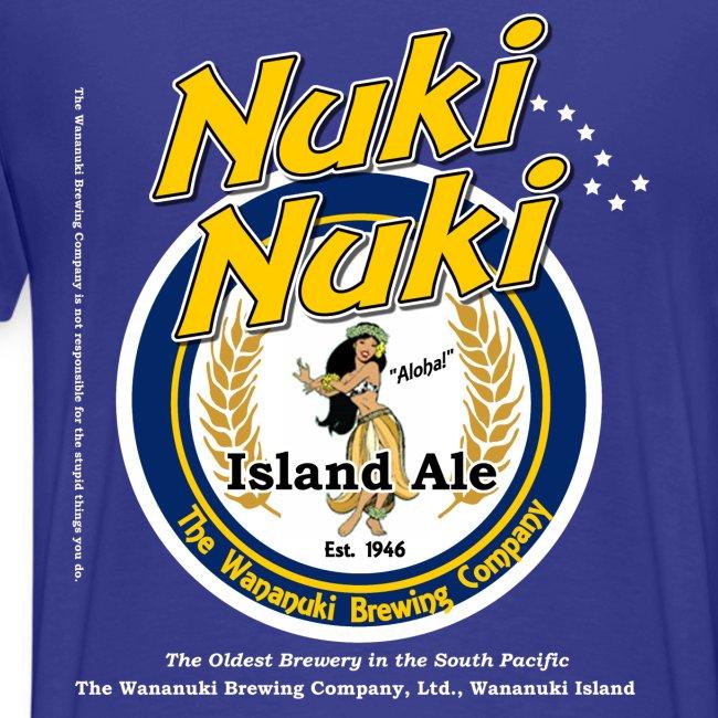 Nuki Nuki Island Ale