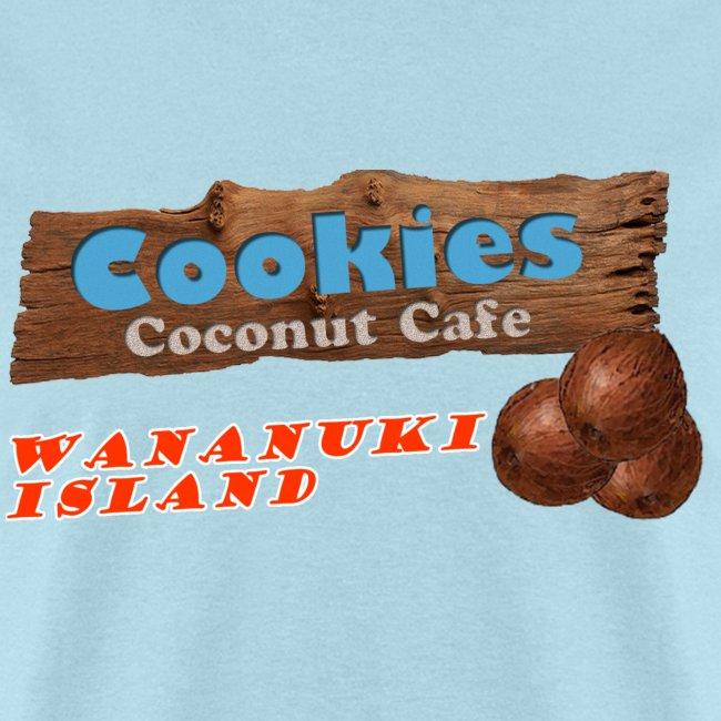 Cookies Coconut Cafe