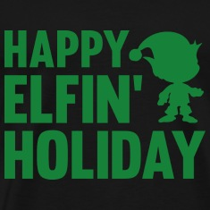 Happy Elfin' Holiday