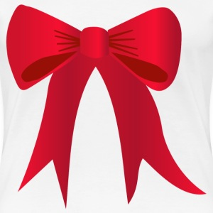 Bow - Women's Premium T-Shirt