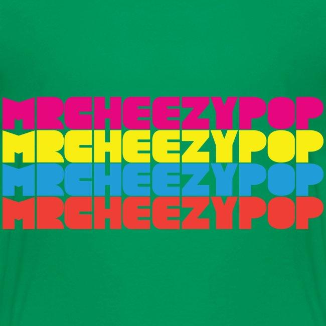 Kids mrcheezypop T