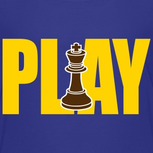 Play Chess (Kids') - Kids' Premium T-Shirt