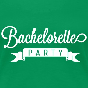Bachelorette Party Ribbon Women's T-Shirts - Women's Premium T-Shirt