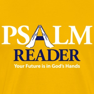 Psalm Reader T-Shirts - Men's Premium T-Shirt