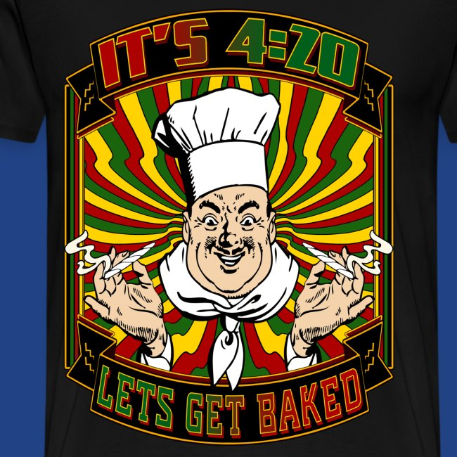 It's 420 - Let's Get Baked!