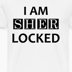 I AM SHERLOCKED T-Shirts