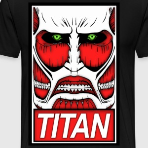 Obey The Titan - Men's Premium T-Shirt