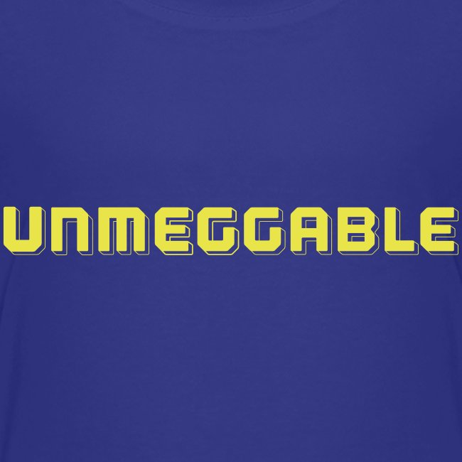 Unmeggable Youth Tee