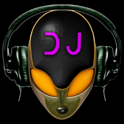 Alien DJ - Orange - Hard Shell Bug