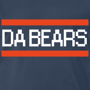 Da Bears T-Shirts - Men's Premium T-Shirt