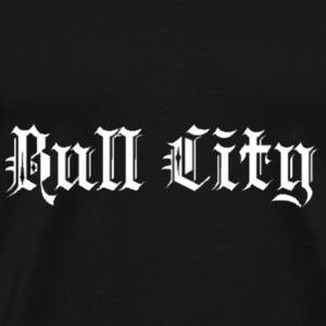 Bull City Old English Tee - Men's Premium T-Shirt
