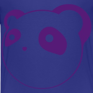 Panda Face - Kids' Premium T-Shirt