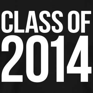 CLASS OF 2014 T-Shirts - Men's Premium T-Shirt