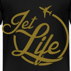 Jet Life Baby & Toddler Shirts