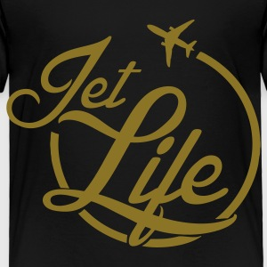 Jet Life Baby & Toddler Shirts - Toddler Premium T-Shirt