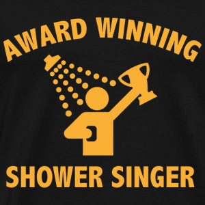 Award Winning Shower Singer - Men's Premium T-Shirt