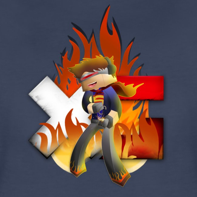 Women's XerainGaming Fire Dan T-Shirt