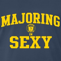 Majoring in Sexy