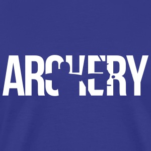 archery T-Shirts - Men's Premium T-Shirt